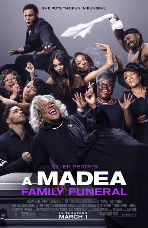 A Madea Family Fineral