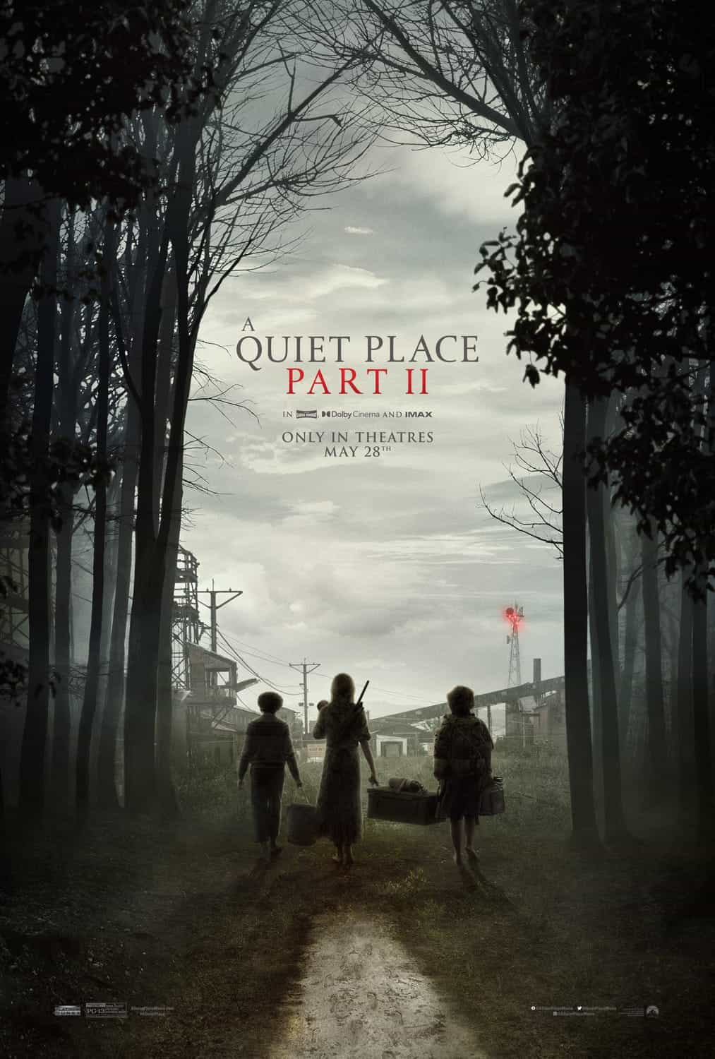 Final trailer for A Quiet Place Part II ahead of the movies UK June 4th release