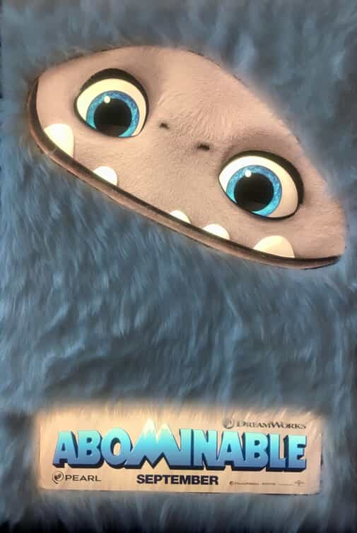 World Box Office Analysis 27th - 29th September 2019: DreamWorks Abominable hits the top spot on its debut weekend