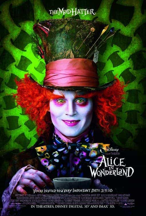 Alice in Wonderland~2010