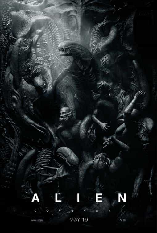 First poster for Prometheus sequel/Alien Prequel Alien Covenant #AlienCovenant  **UPDATE** Change of release date