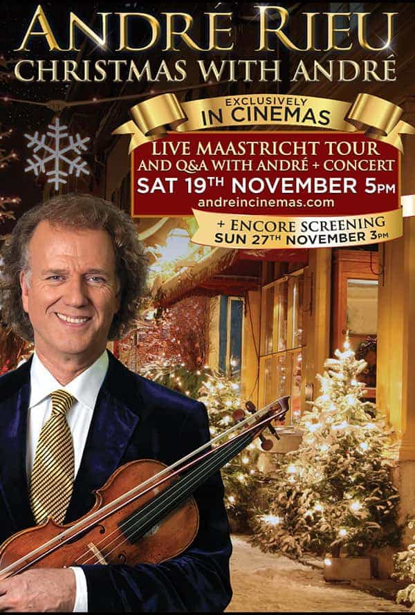 Andre Rieu Christmas With Andre