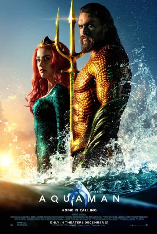 US Box Office Analysis Weekend 21 - 23 December 2018:  Aquaman tops the box office for Christmas