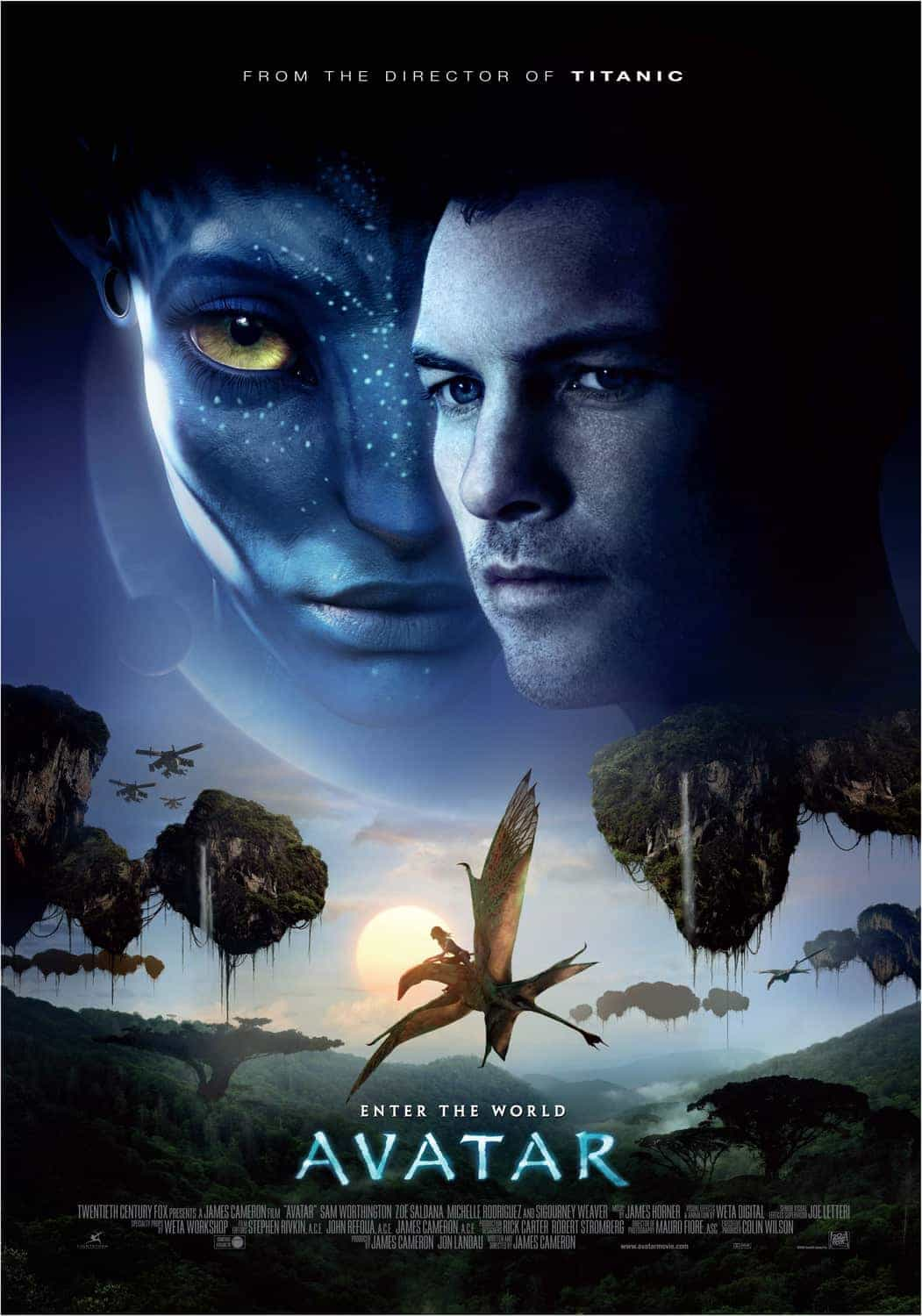 Avatar is the top pirated film of 2010
