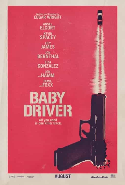 New trailer for Edgar Writes next film Baby Driver - all star cast and plenty of car action