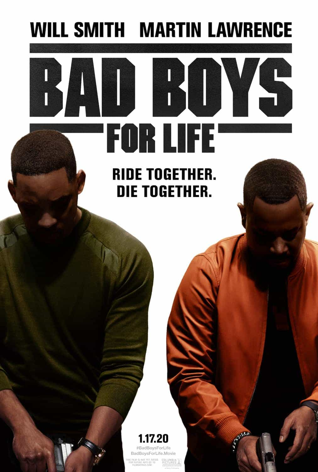 First trailer for Will Smith and Martin Lawrence starring Bad Boys For Life