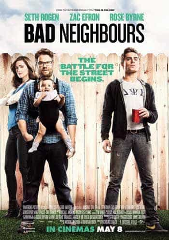 UK video chart analysis for September 14th: Bad Neighbours annoy their way to the top
