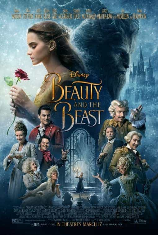 First teaser for live action version of Beauty and the Beast