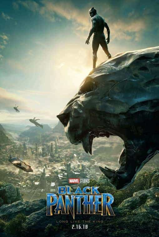 US Box Office Weekend 16 - 18 March 2018:  5 weeks on top for Black Panther Tomb Raider new at 2