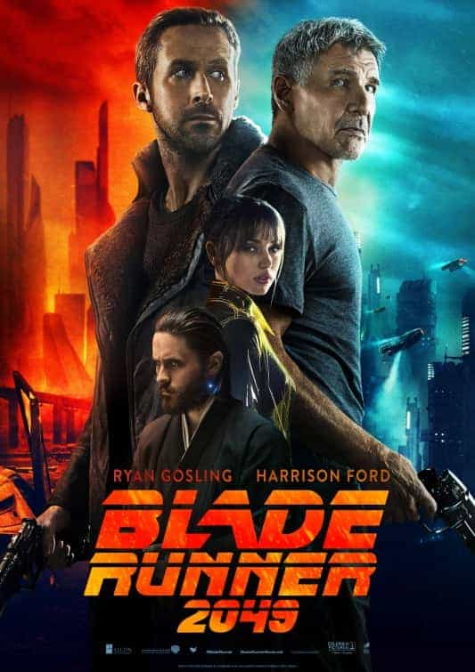 BBFC give Blade Runner 2049 a 15 rating in the UK for violence, language and nudity