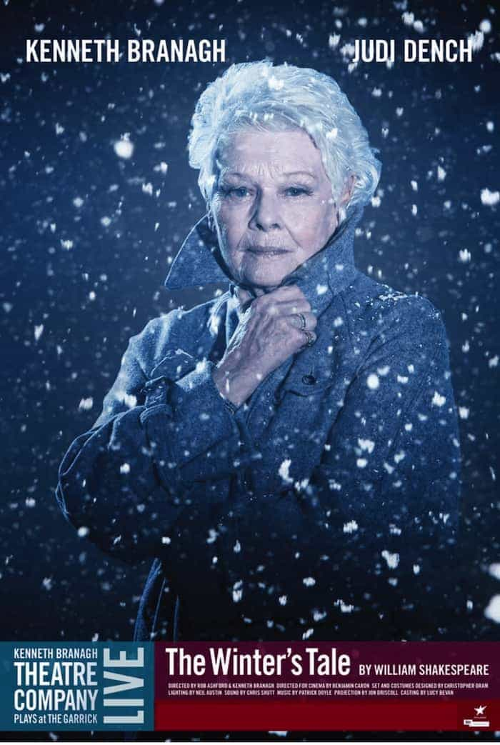 Branagh Theatre Live: The Winters Tale 2015