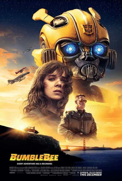 World Box Office Analysis Weekend 4th - 6th January 2019:  Bumblebee knocks Aquaman off the top spot at the global box office