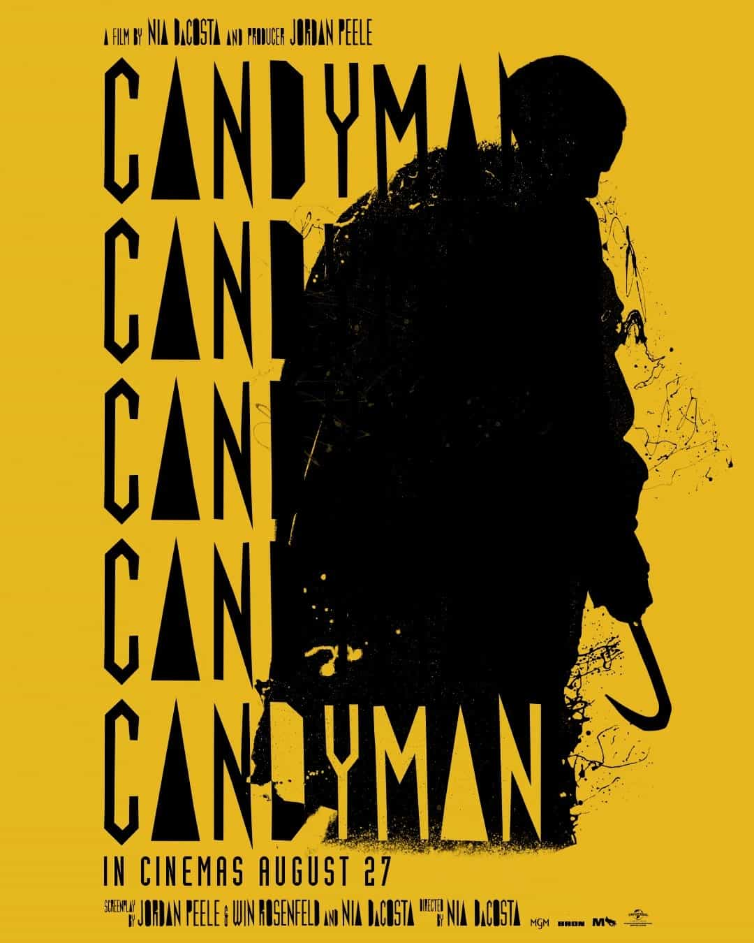 Candyman remake written and produced by Jordan Peele get its first trailer