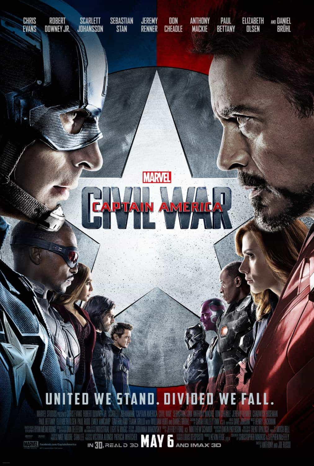 UK Box Office Results Weekend 29th April 2016:  Civil War conquers the UK box office
