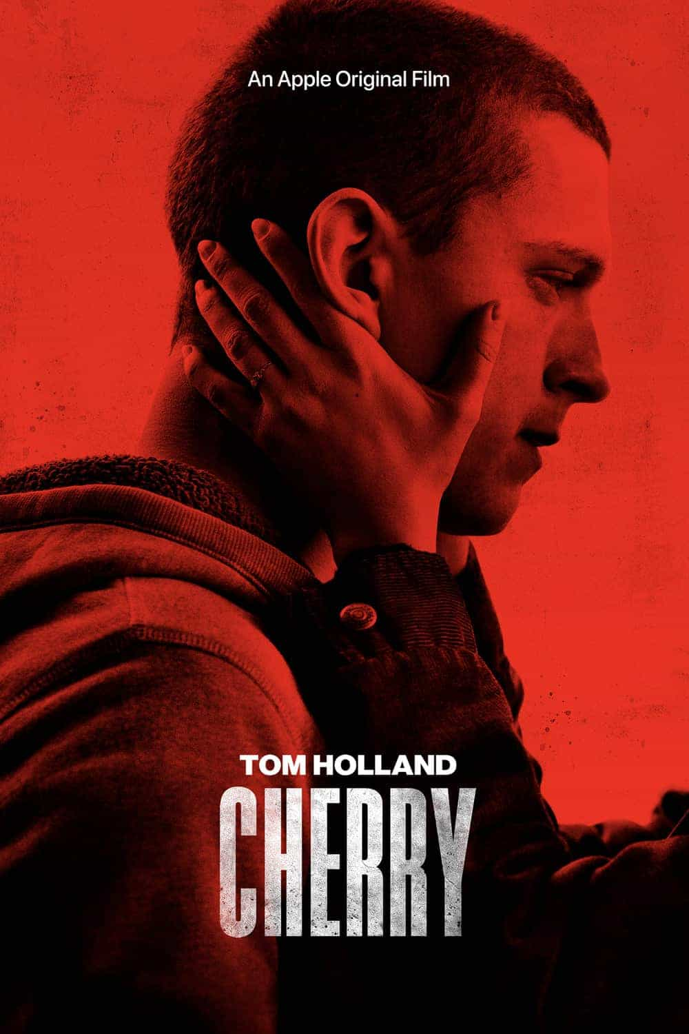 Apple TV release a trailer for their upcoming movie Cherry, directed by The Russo Brothers and starring Tom Holland