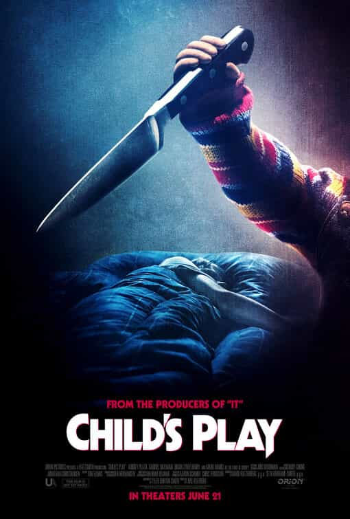 Childs Play remake is given a 15 age rating in the UK for strong gory violence, threat, language
