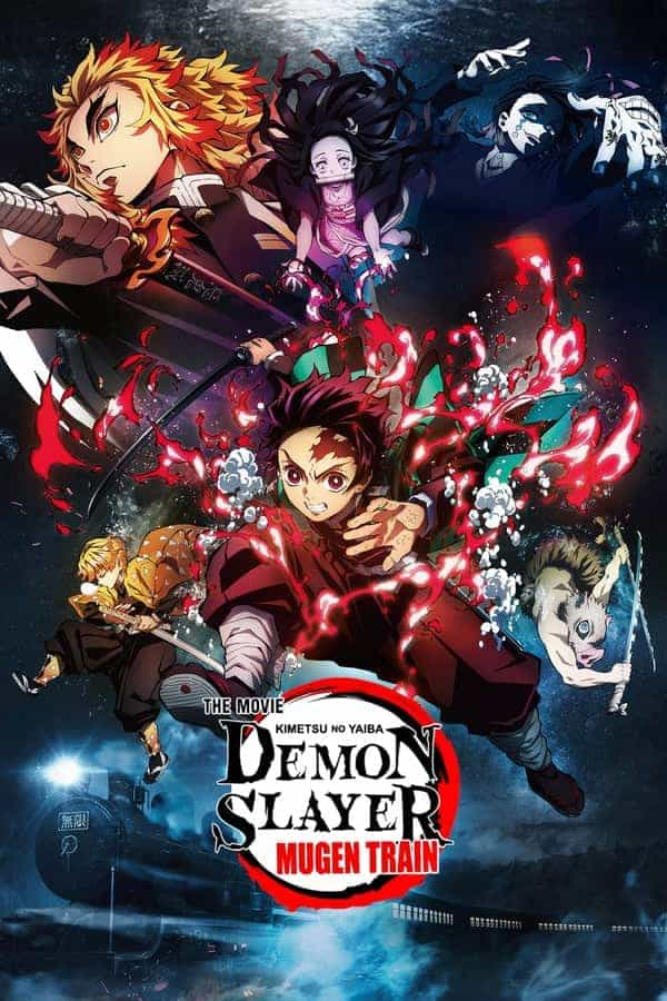 World Box Office Figures 16th - 18th October 2020:  Demon Slayer the Movie: Mugen Train tops the global box office after a record breaking opening in Japan