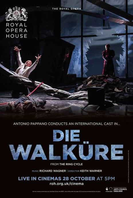 Die Walküre: ROH London 2019 Opera