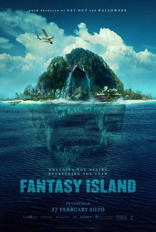 Fantasy Island as a horror film, thats what the big screen remake is aiming to be, watch the first trailer, released Valentines Day 2020