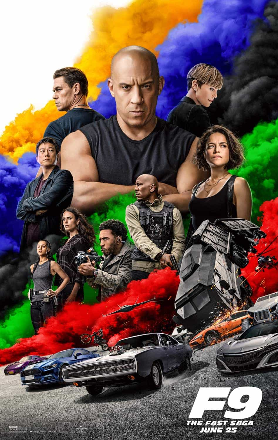 New Fast And Furious 9 trailer ahead of July 9th 2021 release date