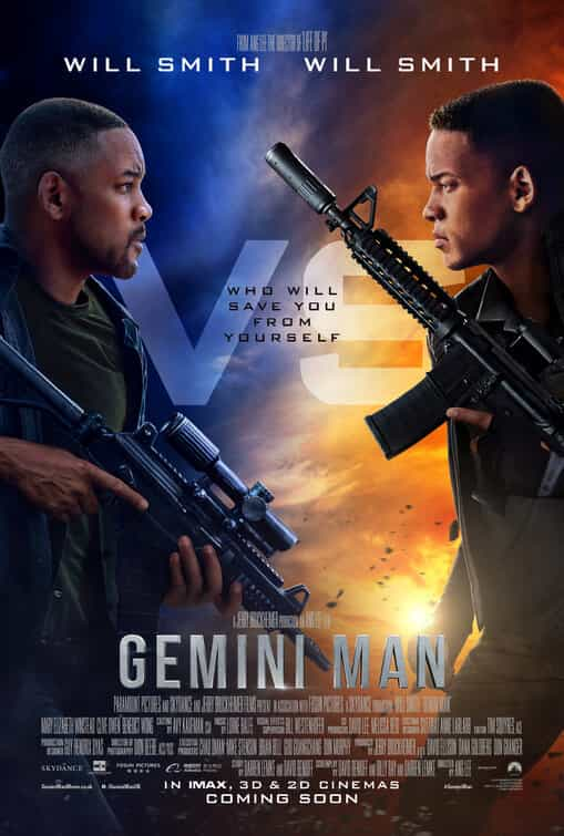 UK box office preview for weekend Friday, 11th October 2019 - Gemini Man, Dolemite Is My Name, Abominable and The Day Shall Come