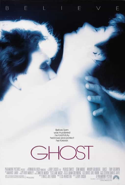 Historical UK Box Office Early October - Ghost (1990) The Martian (2015) A History Of Violence (2005)