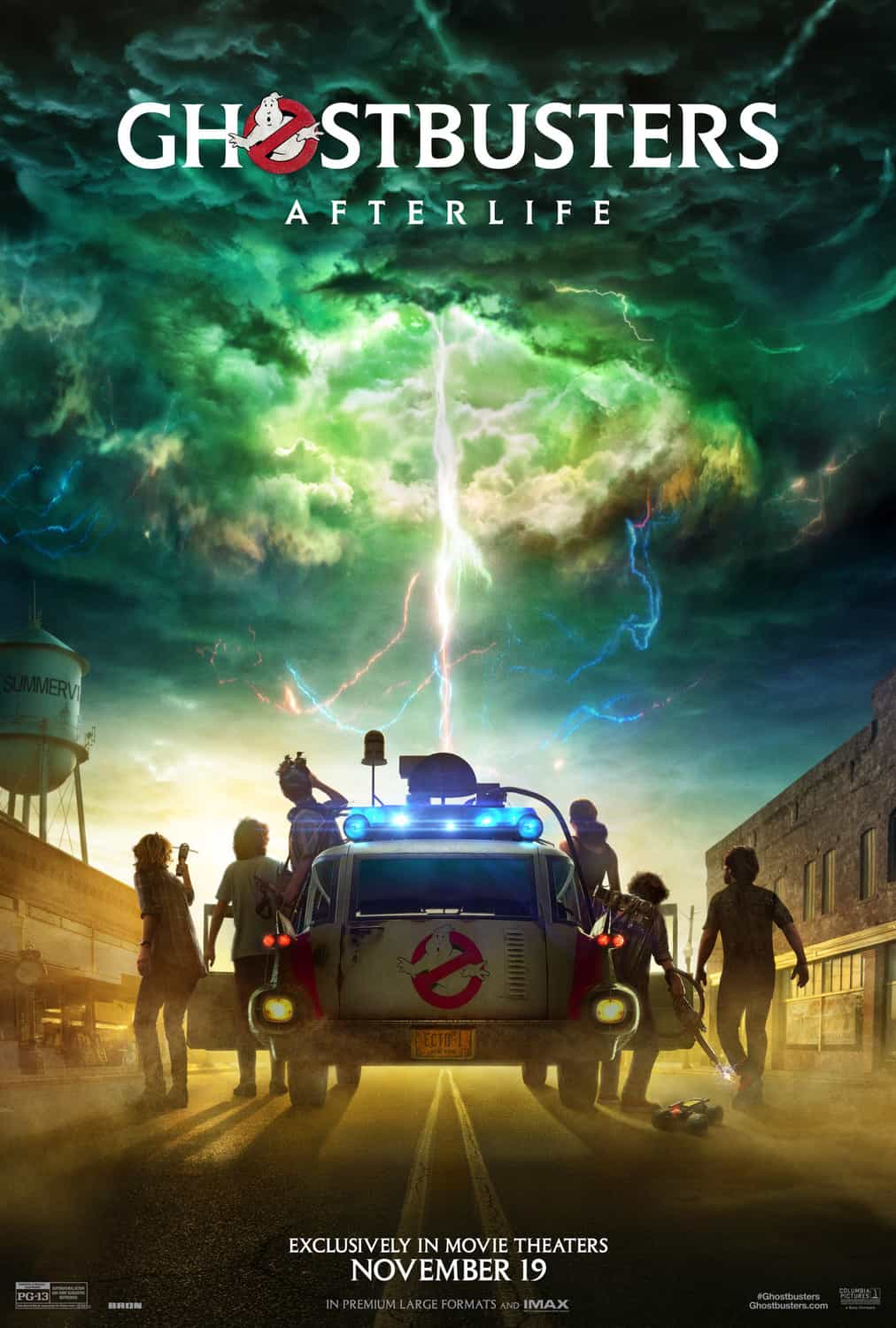 Ghostbusters: Afterlife to get first trailer next Monday, December 9th