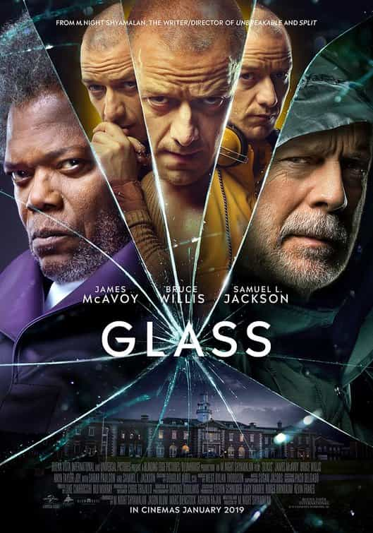 New trailer for the M. Night Shyamalan directed Glass