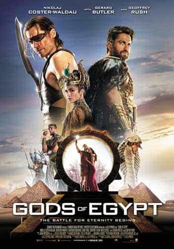 US Box Office Results weekend 26th February 2016:  Deadpool stays for a 3rd Gods of Egypt top debuting film