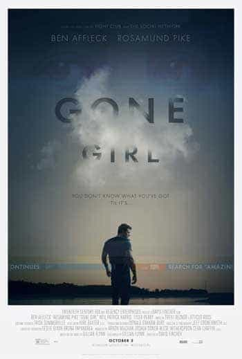 UK box office analysis 3rd October 2014: Gone Girl finds its way to the top in the UK