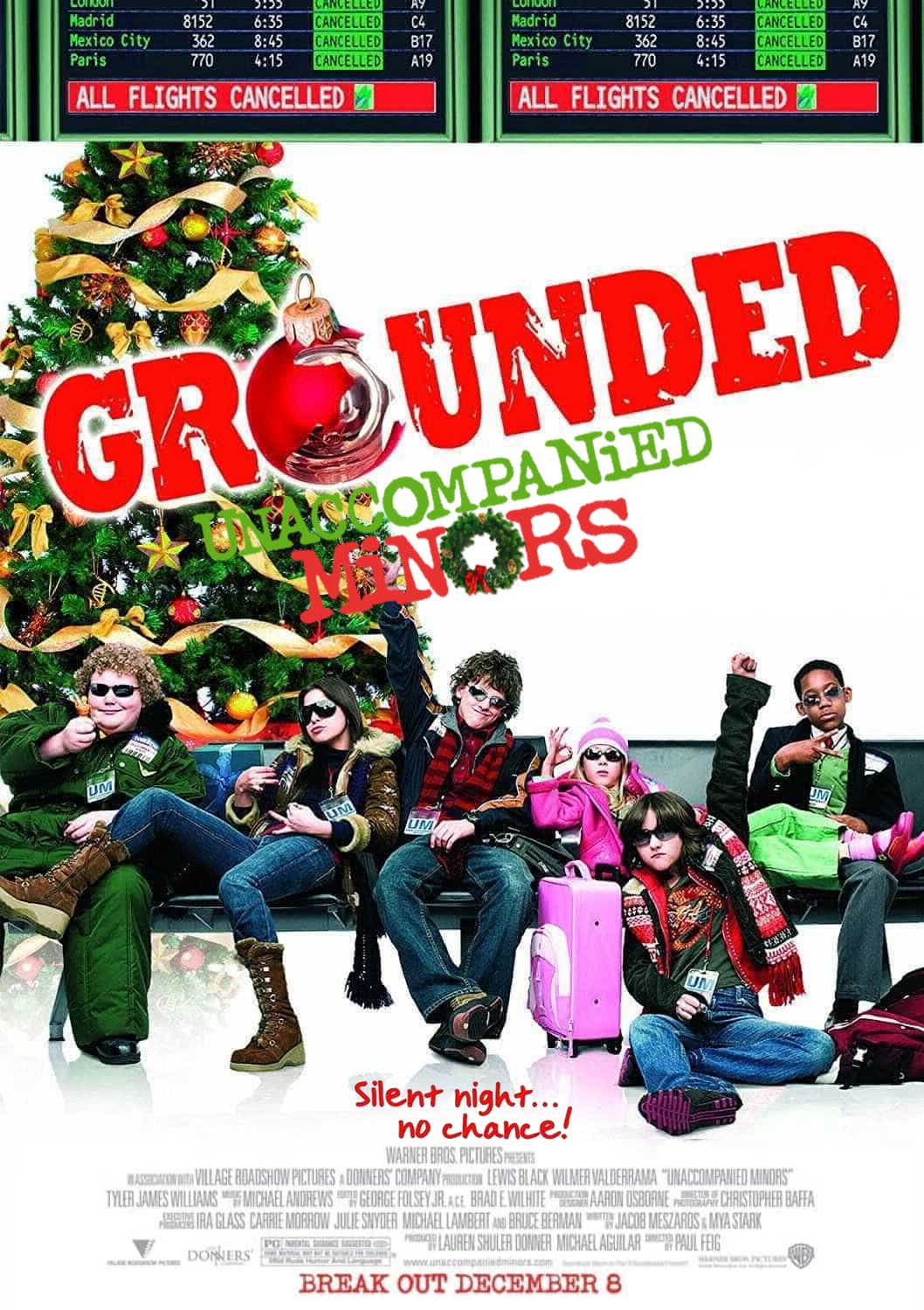 Grounded Unaccompanied Minors