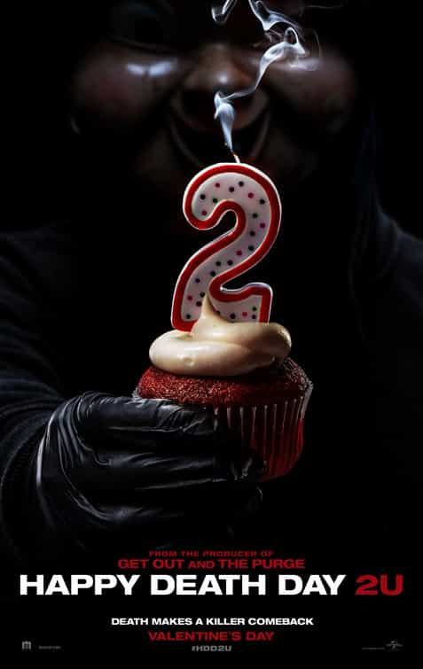 Happy Death Day 2U gets a 15 certificate for strong violence, threat