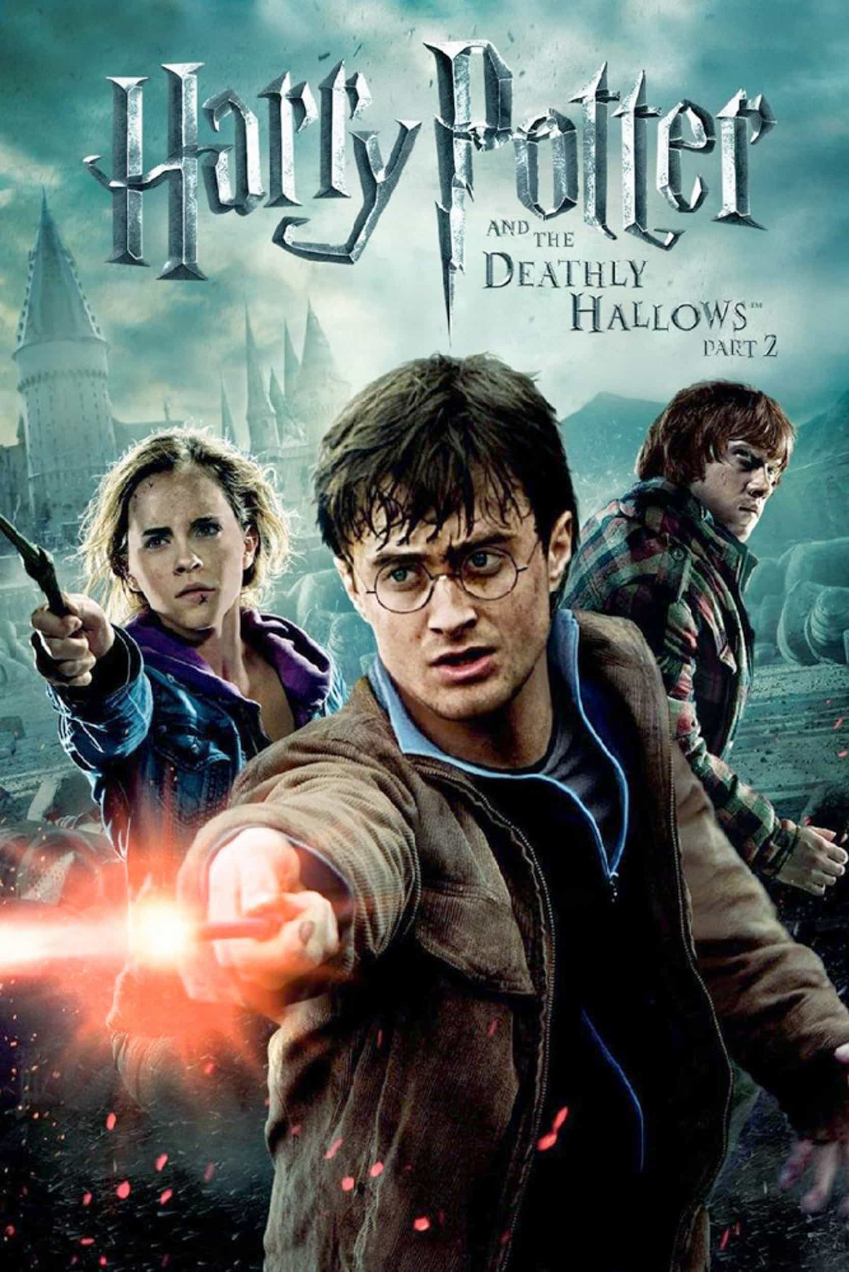 Harry Potter is top film at the world box office for 2011