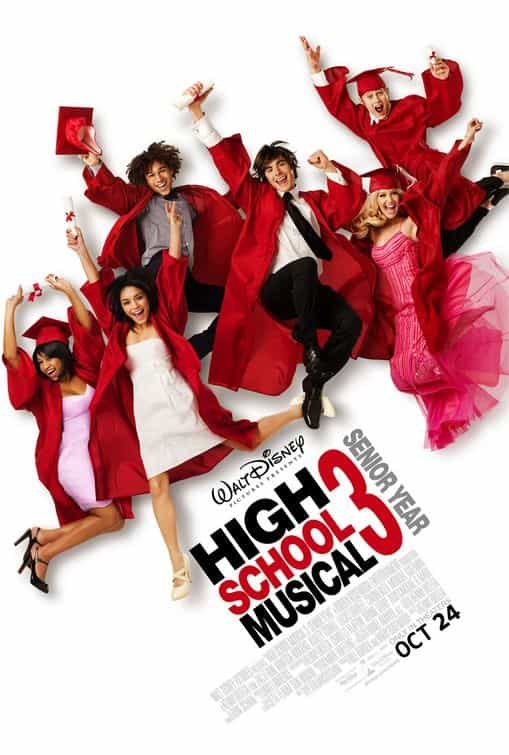 High School Musical 3: Senior Year graduates to the big screen