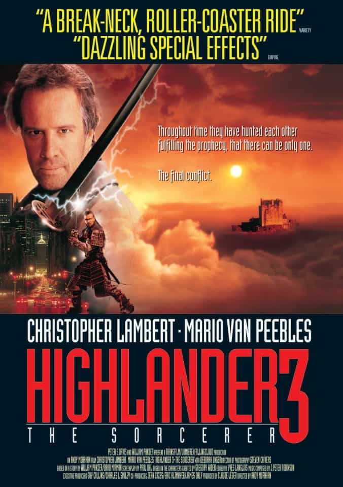 Highlander 3: The Sorcerer