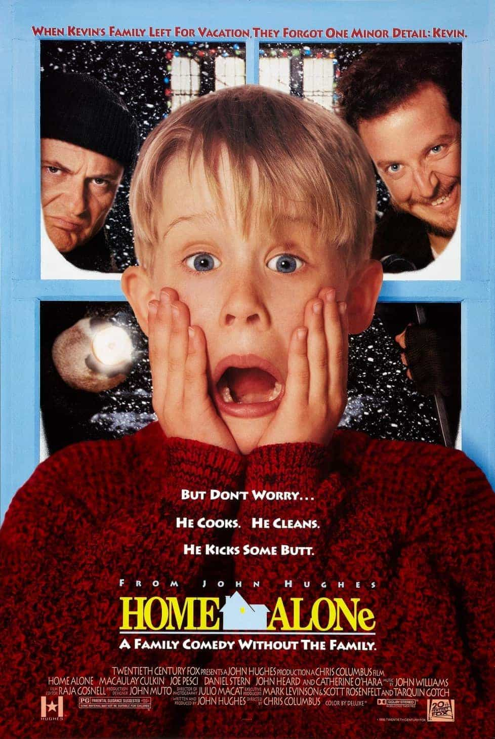 UK Box Office Figures 27th - 29th November 2020:  30 year old movie Home Alone re-enters the UK box office at the top