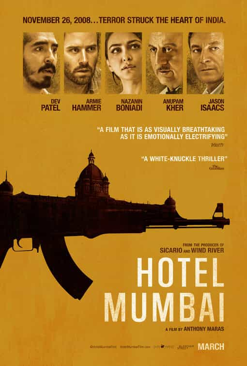 UK box office release preview Friday, 27th September 2019 -  Hotel Mumbai, The Goldfinch, Ready Or Not and Poms