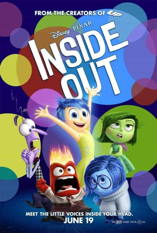 Historical UK box office - Inside Out (2015), Andre Rieu 2019 Maastricht Concert: Shall We Dance? (2019), Fantastic Four (2005)