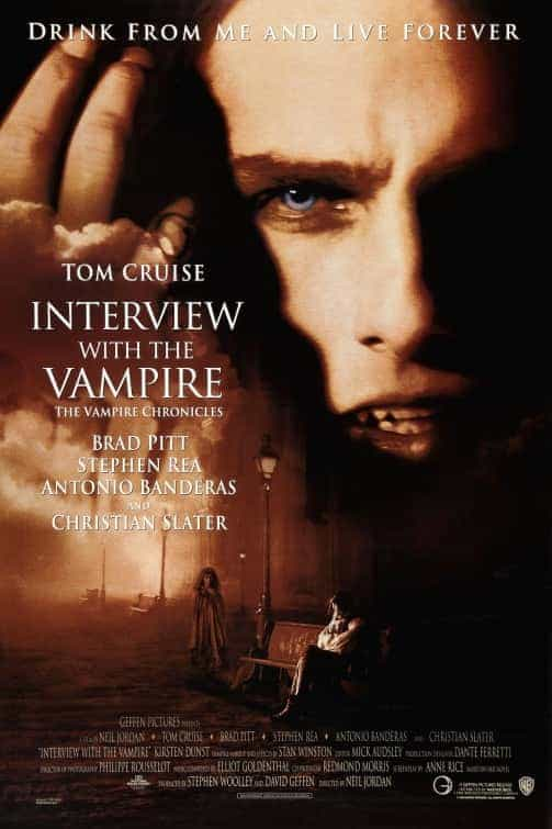Historical UK Weekend Box Office, Vice (2019), Elektra (2005) and Interview With The Vampire (1995)