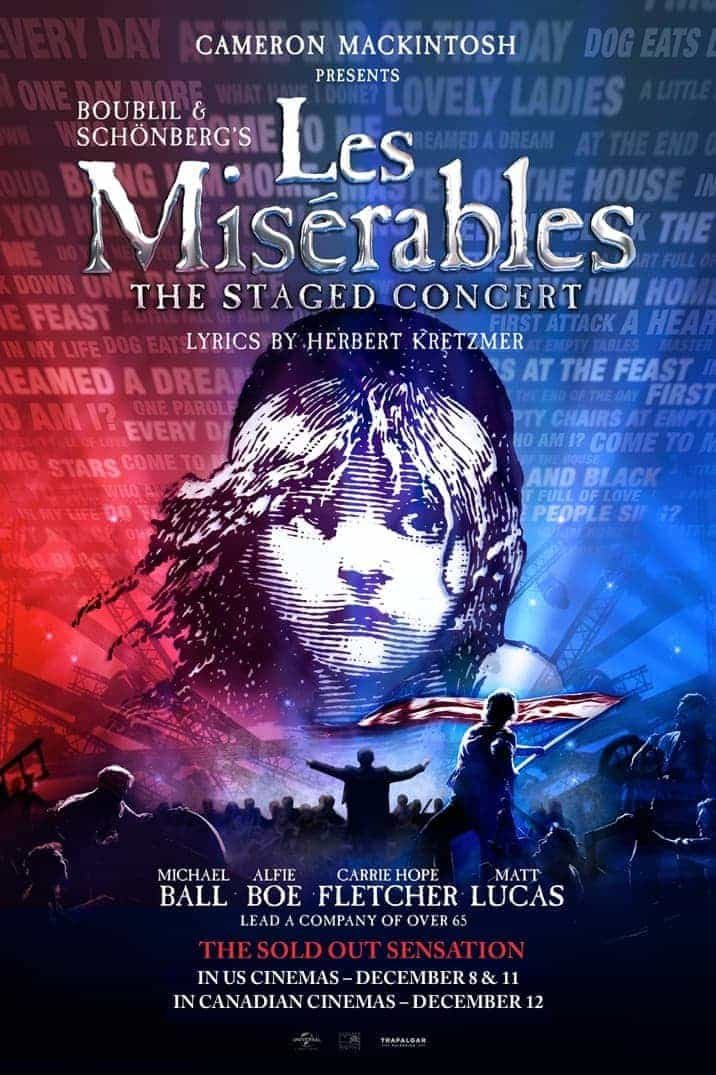Les Mis�rables: The Staged Concert