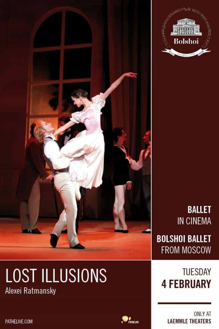 Lost Illusions: Bolshoi 2014