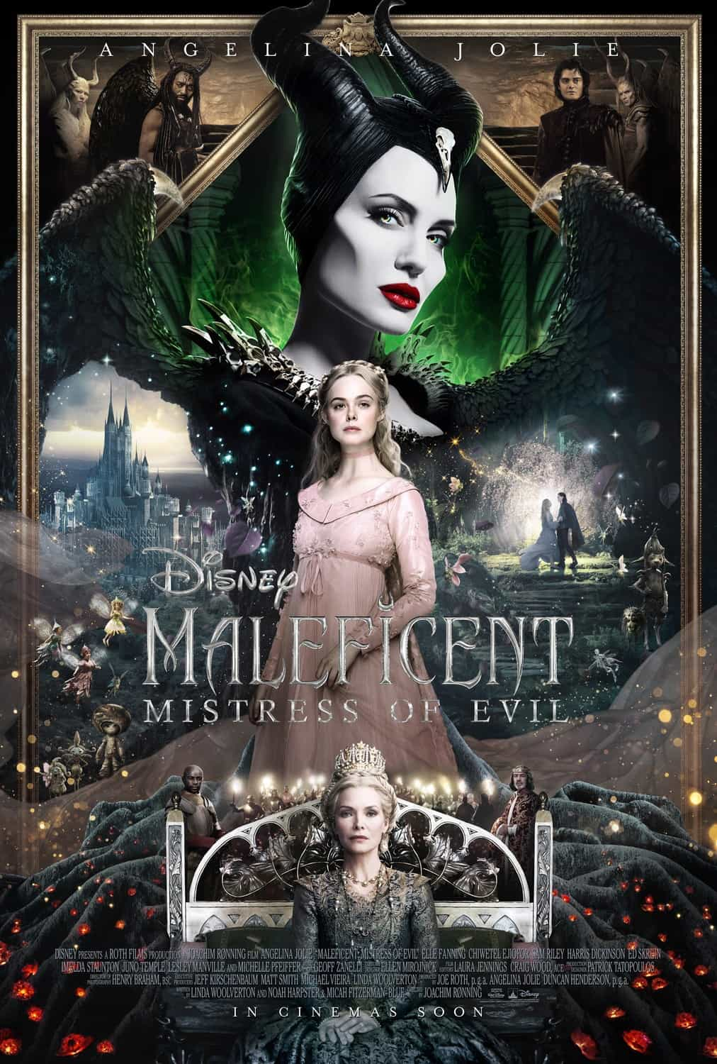World Box Office Analysis 18th - 20th October 2019:  Maleficent sequel debuts at the top knocking Joker from the top with Zombieland and One Piece: Stampede also entering inside the top 5