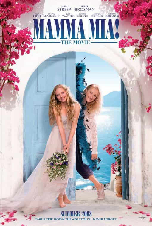 Mamma Mia! is the top grossing UK film ever, finally?