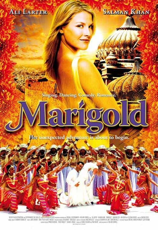 Marigold An Adventure In India