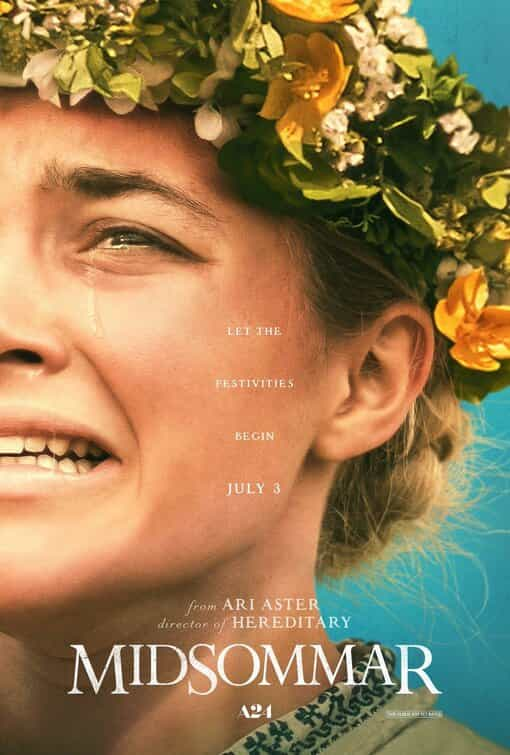 Midsommar gets an 18 age rating for strong gory images