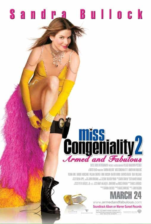 Historical UK Box Office - Miss Congeniality 2: Armed And Fabulous (2005), Nanny Mcphee And The Big Bang (2010), The Madness Of King George (1995)