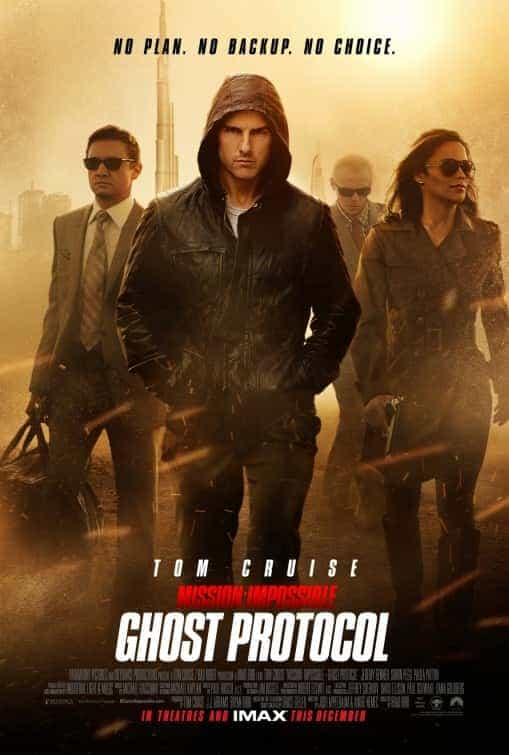 Mission:Impossible Ghost Protocol