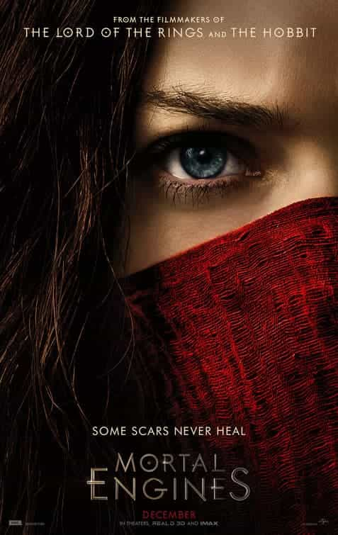 Mortal Engines is given a 12A in the UK for moderate violence, threat