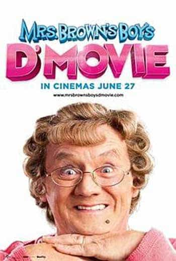 UK box office analysis 4th July: Mrs Brown holds on to the top for a second week