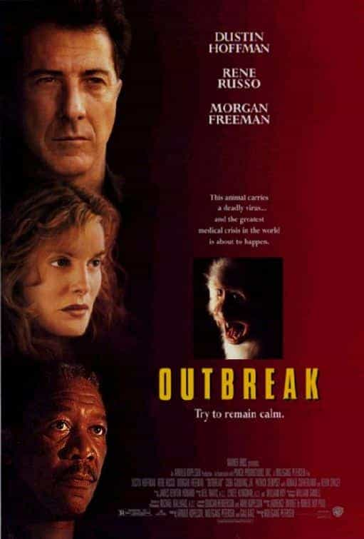 Historical UK Box Office - Outbreak (1995), Far From The Madding Crowd (2015) And Iron Man 2 (2010)